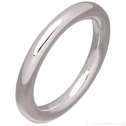 3mm sterling silver halo wedding ring - Halo Wedding Ring
